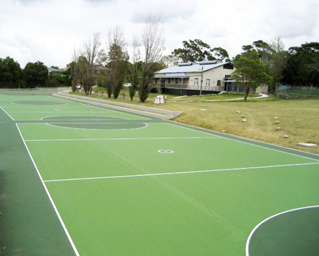 Stormwater Reuse And Outdoor Courts